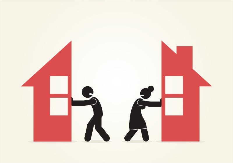 Me divorcio- ¿y ahora qué hago con la hipoteca?